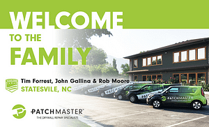 PatchMaster Serving Statesville